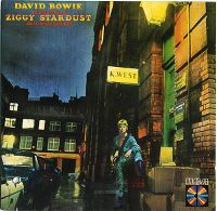 Cover David Bowie - The Rise And Fall Of Ziggy Stardust And The Spiders From Mars