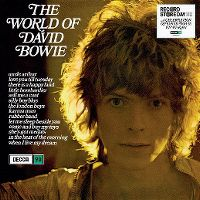 Cover David Bowie - The World Of David Bowie