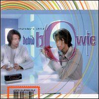 Cover David Bowie - Thursday's Child