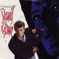 Cover David Bowie - Tonight