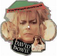Cover David Bowie - Underground