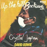 Cover David Bowie - Up The Hill Backwards
