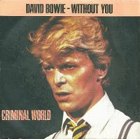 Cover David Bowie - Without You