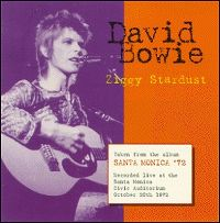 Cover David Bowie - Ziggy Stardust (Live)
