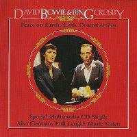 Cover David Bowie & Bing Crosby - Peace On Earth / Little Drummer Boy