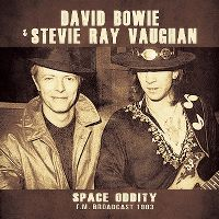 Cover David Bowie & Stevie Ray Vaughan - Space Oddity - F.M. Broadcast 1983