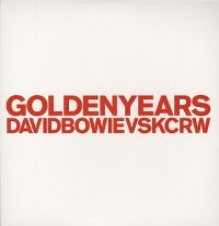 Cover David Bowie vs. KCRW - Golden Years