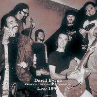Cover David Byrne - Live 1994