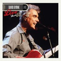 Cover David Byrne - Live From Austin TX