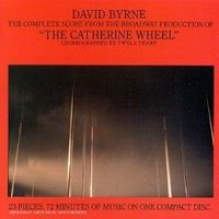 Cover David Byrne - The Catherine Wheel
