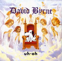 Cover David Byrne - Uh-Oh