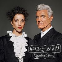 Cover David Byrne & St. Vincent - Love This Giant