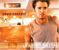 Cover David Charvet - Leap Of Faith