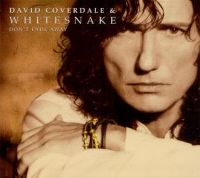 Cover David Coverdale & Whitesnake - Don't Fade Away