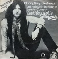 Cover David Coverdale's Whitesnake - Bloody Mary