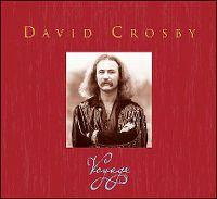 Cover David Crosby - Voyage