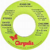 Cover David Dundas - Jeans On