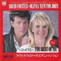 Cover David Foster & Olivia Newton-John - The Best Of Me
