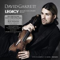 Cover David Garrett - Legacy