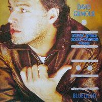 Cover David Gilmour - Blue Light