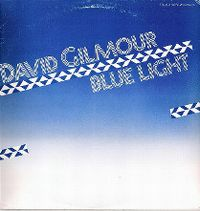 Cover David Gilmour - Blue Light