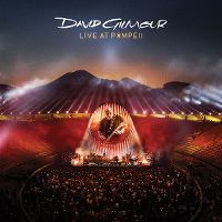 Cover David Gilmour - Live At Pompeii