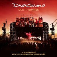Cover David Gilmour - Live In Gdańsk
