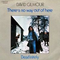 Cover David Gilmour - There's No Way Out Of Here