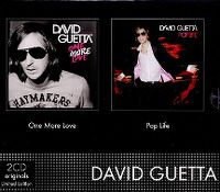 Cover David Guetta - One More Love + Pop Life
