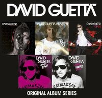 Cover David Guetta - Original Album Series