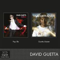 Cover David Guetta - Pop Life + Guetta Blaster