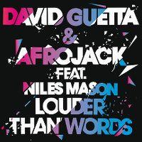 Cover David Guetta & Afrojack feat. Niles Mason - Louder Than Words