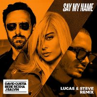 Cover David Guetta, Bebe Rexha & J Balvin - Say My Name