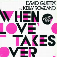 Cover David Guetta feat. Kelly Rowland - When Love Takes Over