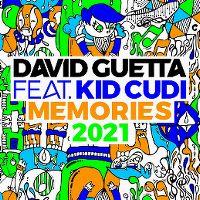 Cover David Guetta feat. Kid Cudi - Memories 2021