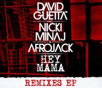 Cover David Guetta feat. Nicki Minaj & Afrojack - Hey Mama