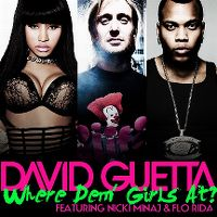 Cover David Guetta feat. Nicki Minaj & Flo Rida - Where Them Girls At