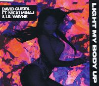 Cover David Guetta feat. Nicki Minaj & Lil Wayne - Light My Body Up