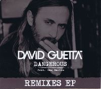 Cover David Guetta feat. Sam Martin - Dangerous