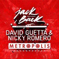 Cover David Guetta & Nicky Romero - Metropolis