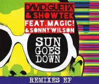 Cover David Guetta & Showtek feat. Magic! & Sonny Wilson - Sun Goes Down
