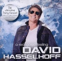 Cover David Hasselhoff - A Real Good Feeling