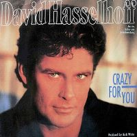 Cover David Hasselhoff - Crazy For You
