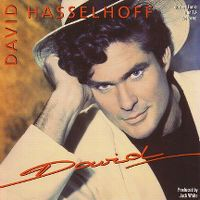 Cover David Hasselhoff - David