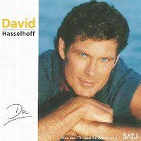 Cover David Hasselhoff - Du