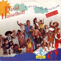 Cover David Hasselhoff - Everybody Sunshine