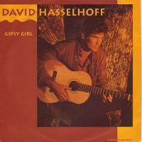 Cover David Hasselhoff - Gipsy Girl