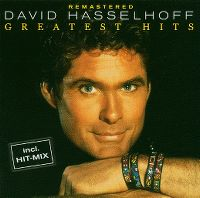 Cover David Hasselhoff - Greatest Hits