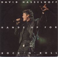 Cover David Hasselhoff - Hands Up For Rock'n Roll