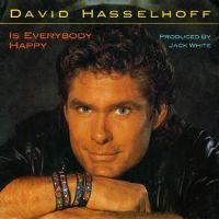 Cover David Hasselhoff - Is Everybody Happy